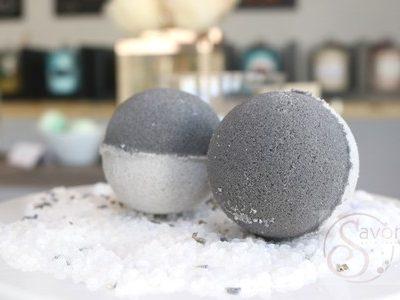 Savon Bath Treats Handmade Bath Bombs-Fifity Shades Darker
