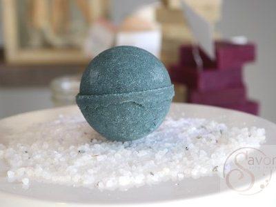 Savon Bath Treats Handmade Bath Bombs-The Dark Knight